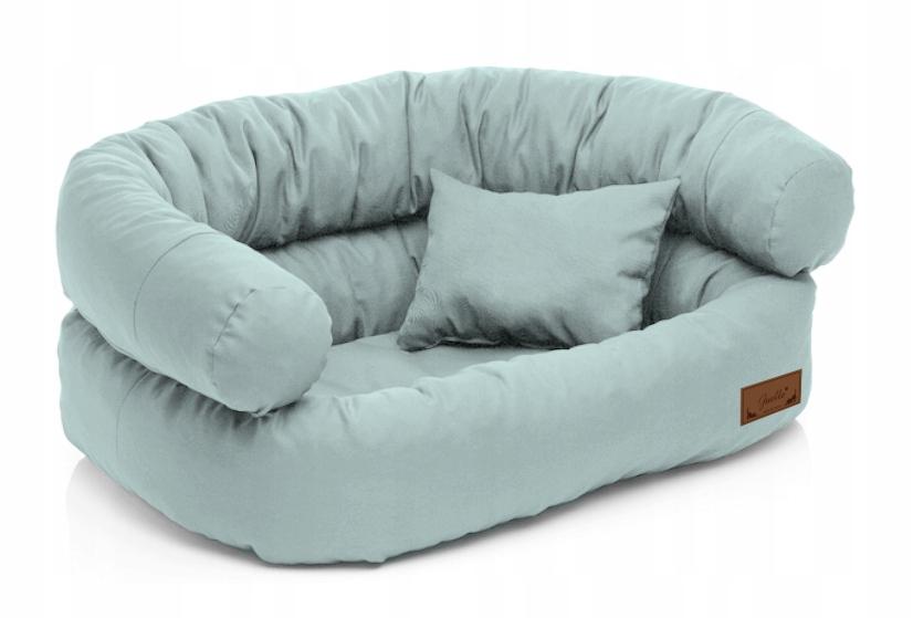 Ложе для собаки, кресло, подстилка 80x60 SANTI k52
