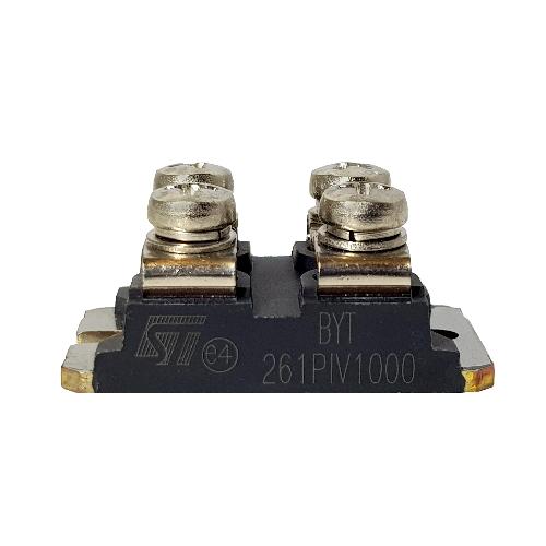 Dioda BYT261PIV-1000 1000V 2x60A 70nS ISOTOP