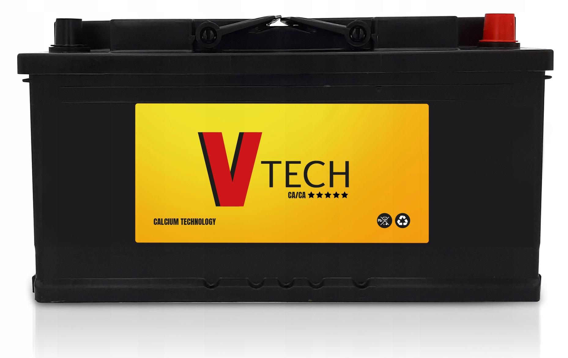 аккумулятор загрузочный vtech 100ah 850a