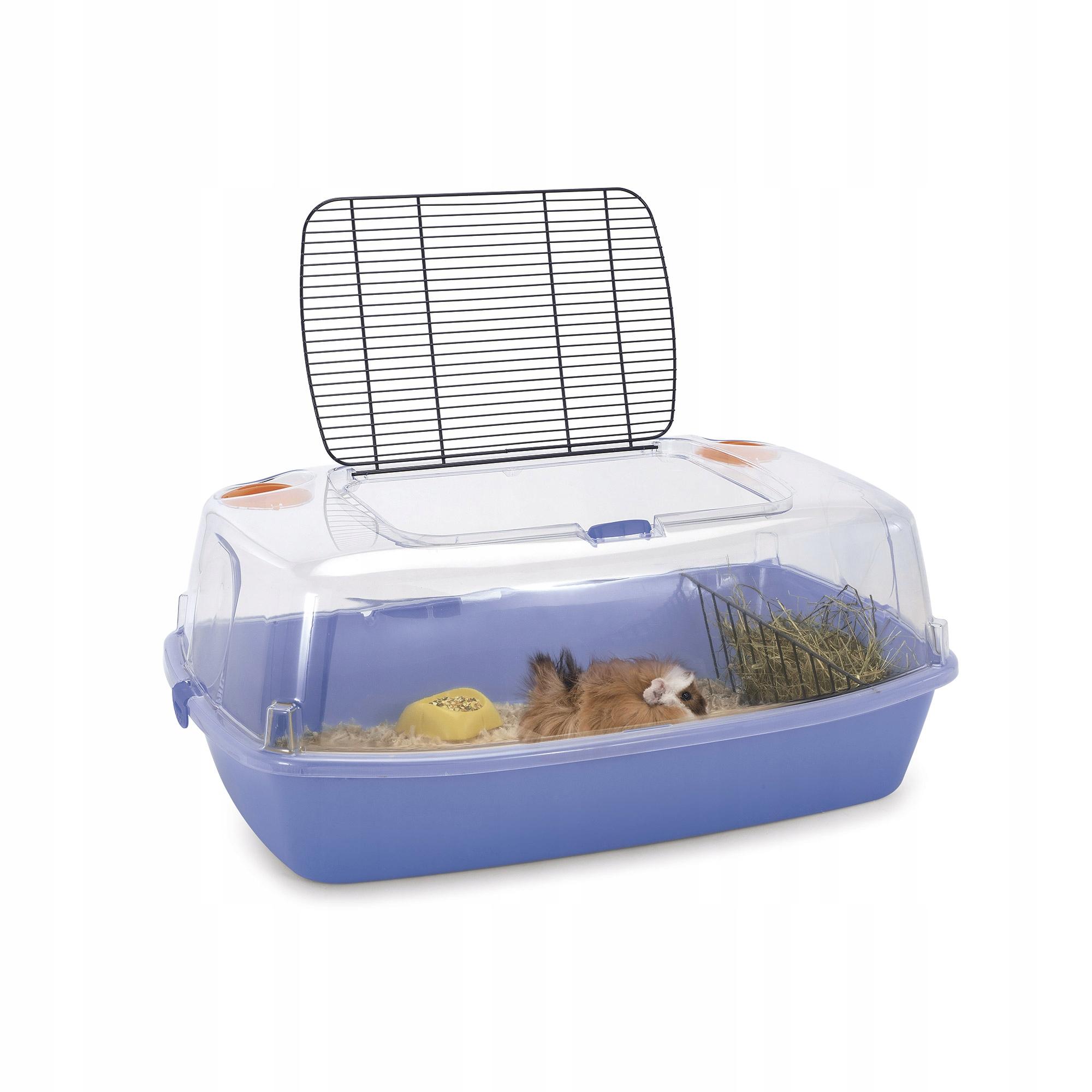 Пластиковая клетка для грызунов 70cm ITALIAN rabbit