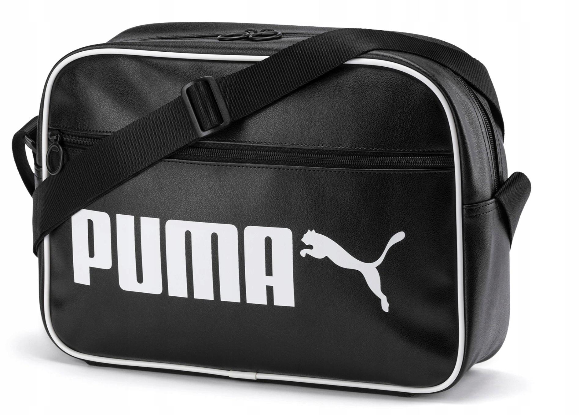 Puma Campus Reporter Retro torba 076642-01 uniwers