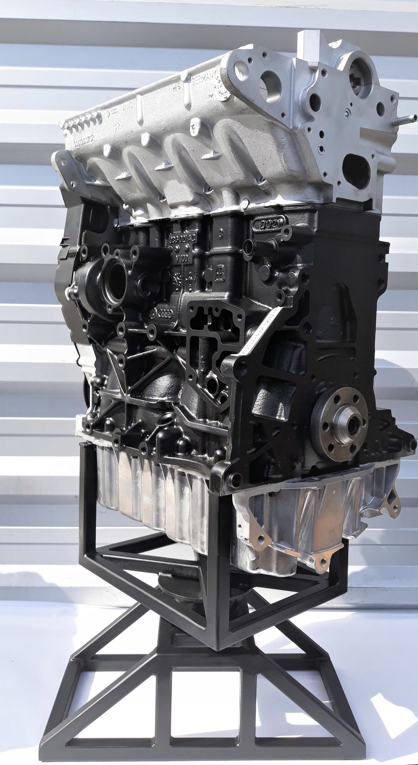 Гарантия Двигатель BLS 1.9 TDI 105KM GOLF TOURAN1