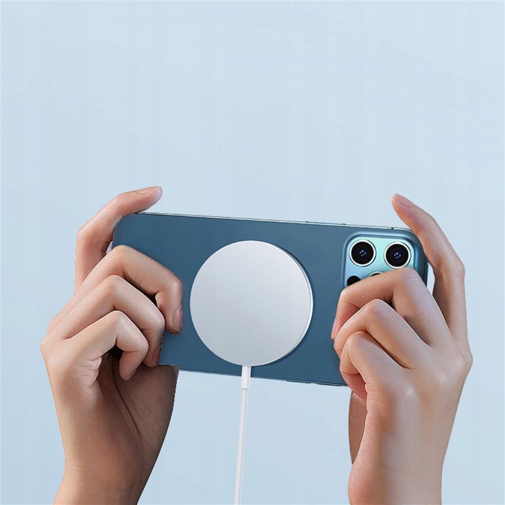 Ładowarka Indukcyjna Magsafe JoyRoom 15W do iPhone Złącza inne