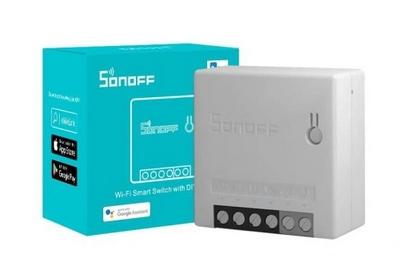 SONOFF Mini R2 dopuszkowy przekaźnik Wifi