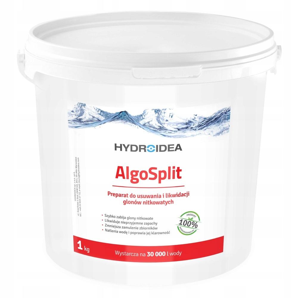 Hydroida AlgoSplit Reduction of Algae Pond Mesh 1kg