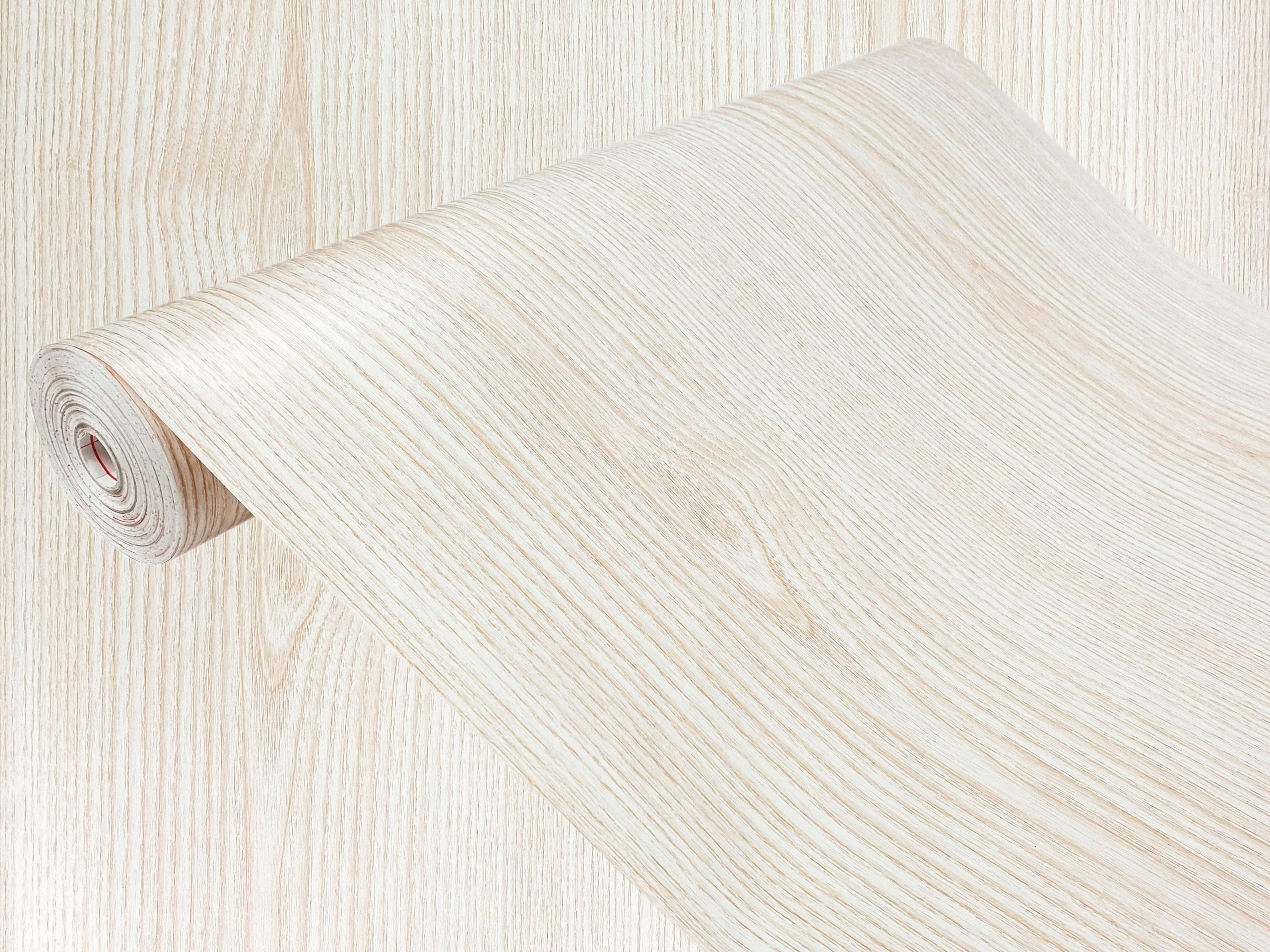 Ash Dyhový biely samolepiaci nábytok