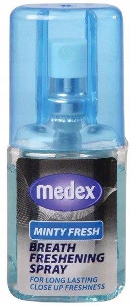 Medex Spray Odświeżający Oddech Bez Alkoholu