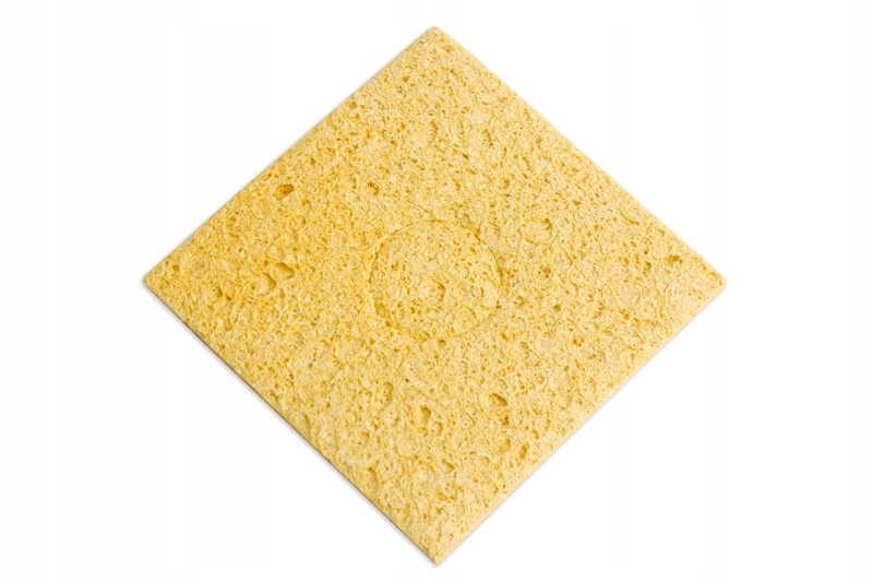 SOLDERING IRON TIP CLEANING SPONGE 60 x 60 мм