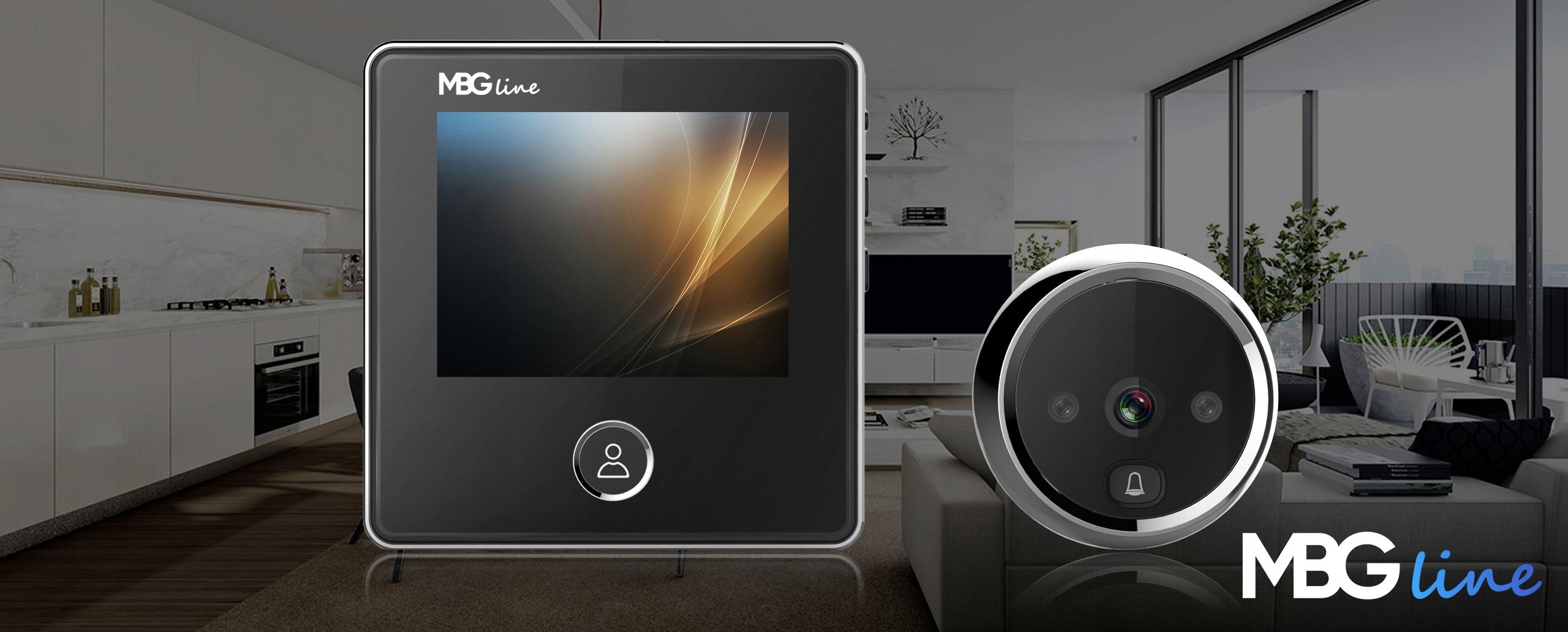 WIZJER LCD 2.8'' ZDJĘCIA DZWONEK JUDASZ AKUMULATOR Rodzaj elektroniczny