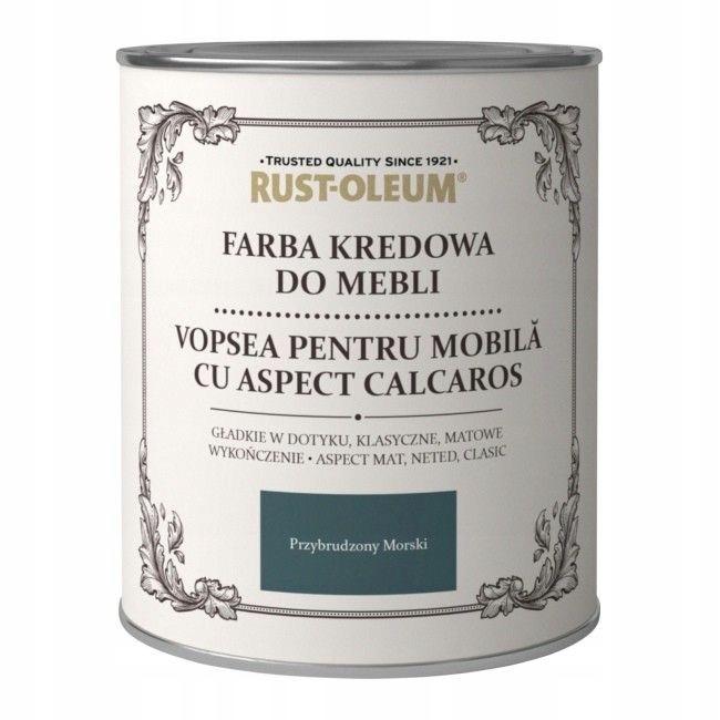 FARBA KREDOWA DO MEBLI RUSTOLEUM KOLORY