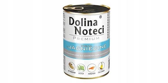 DOLINA NOTECI PREMIUM JAGNIĘCINA puszka 800g