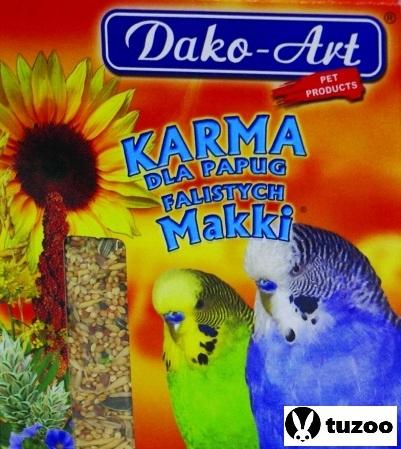 """McKee - Potraviny pre papagáje, vlnité, """" Dako-Art 10 kg"""