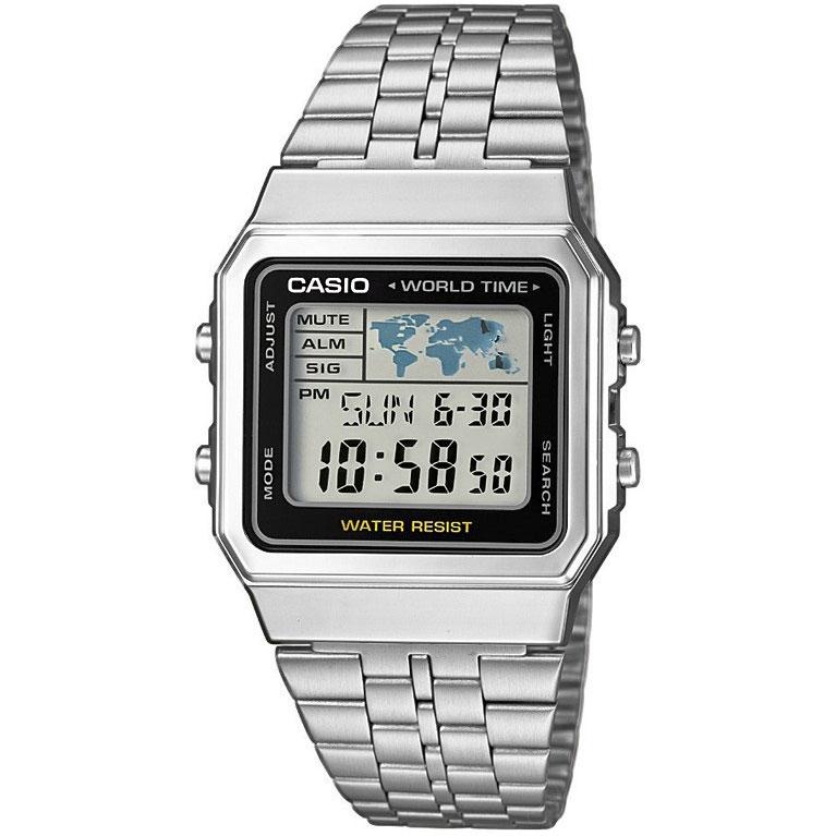 Prijímacie hodinky CASIO boy krabička COMMUNION