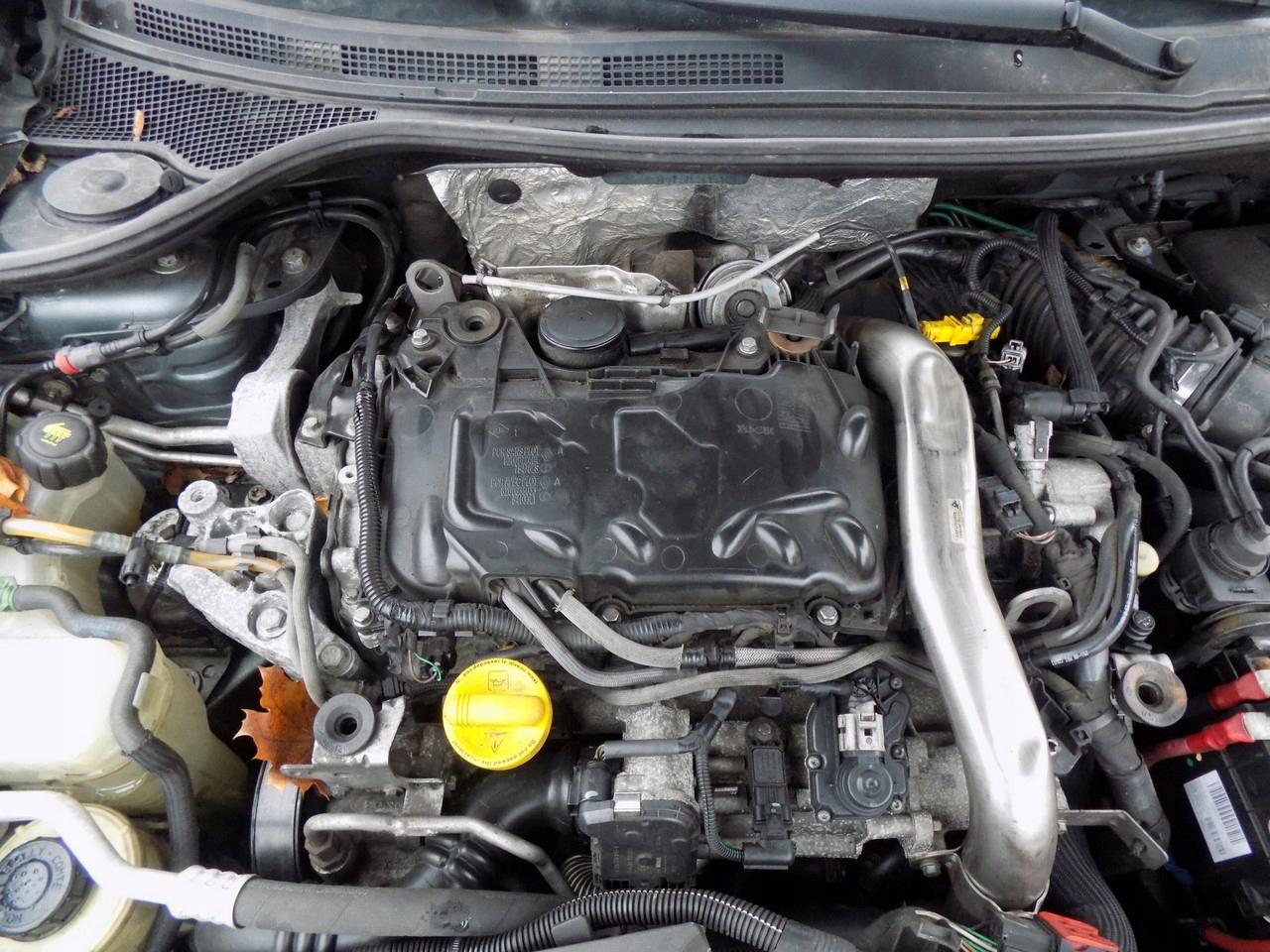 полный двигатель 20dci m9r 816 renault laguna iii