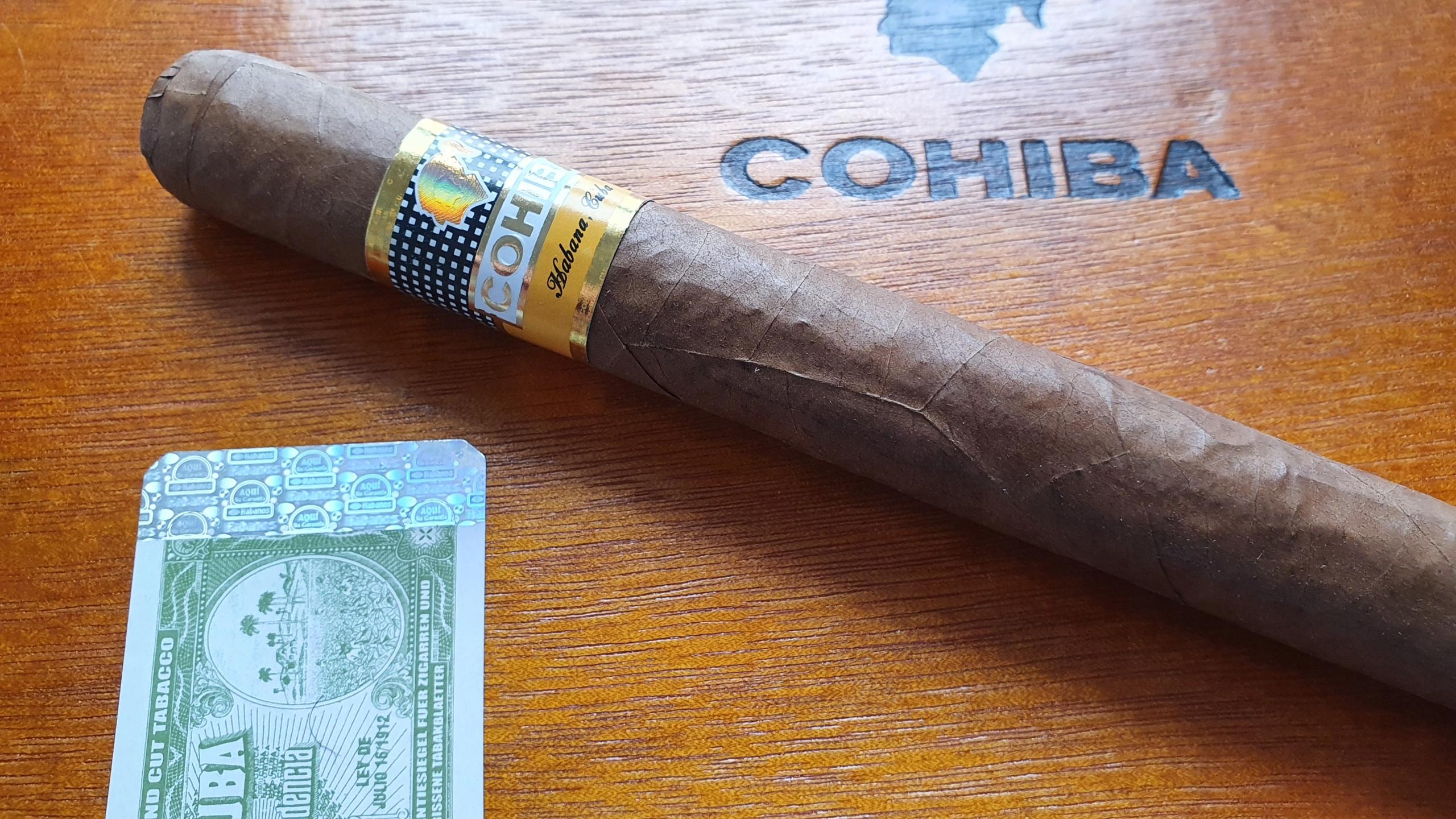 Cohiba Esplendidos Сигара Куба Оригинал 1 кусок