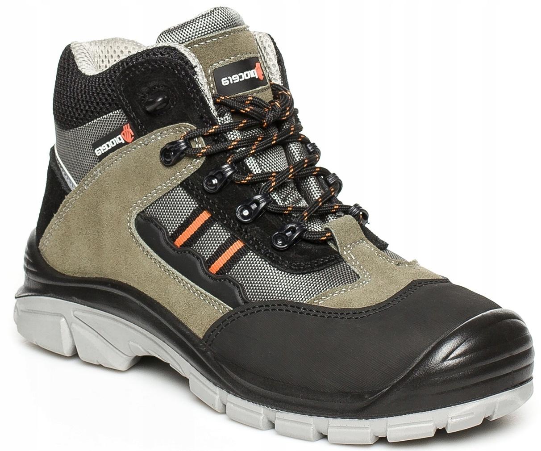 Рабочая обувь, сапоги MONTE S1p SRC r.42