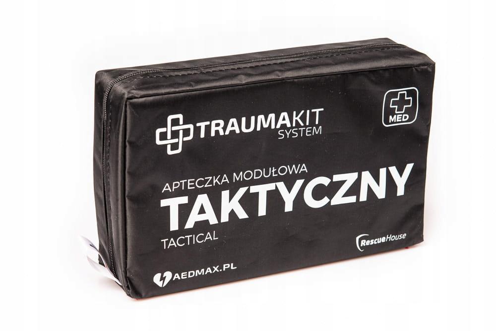 TRAUMA KIT Apteczka Modułowa (T) Taktyczny