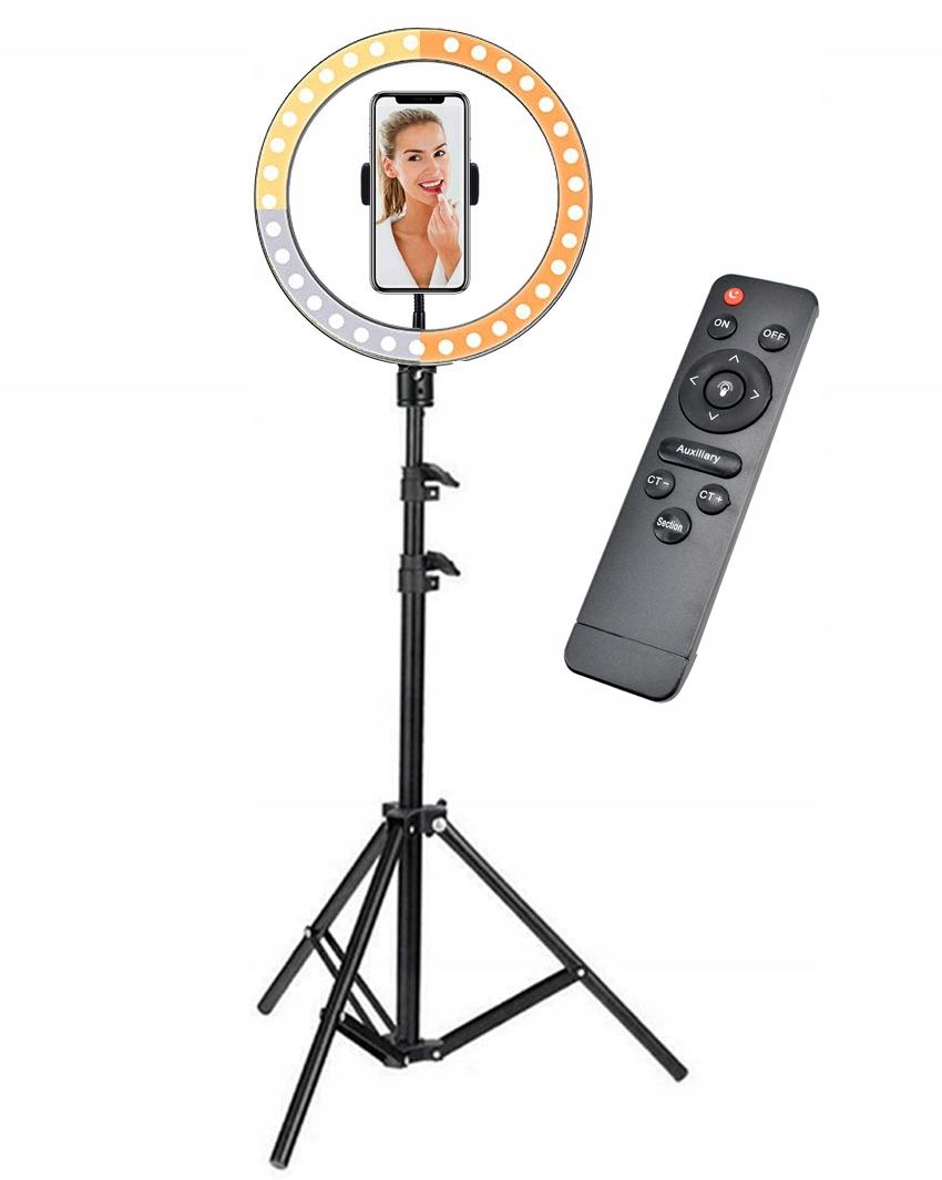 Item LAMP 70W CROWN MAKEUP RING TRIPOD remote control