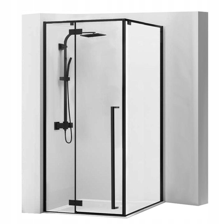 Sprchová kabína Black Rea 90x90 cm Fargo