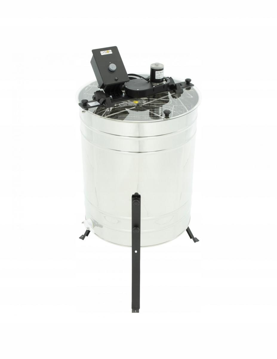 Miodarka kasetowa 4-kas. D600mm 230V