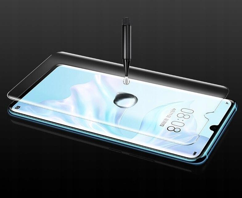 Etui DUXDUCIS czarny + szkło UV do Huawei P30 Pro Załączone wyposażenie szkło hartowane