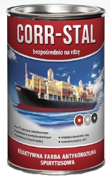 CORR SHIP PAINT ROSE антикоррозийный ЧЕРНЫЙ 1
