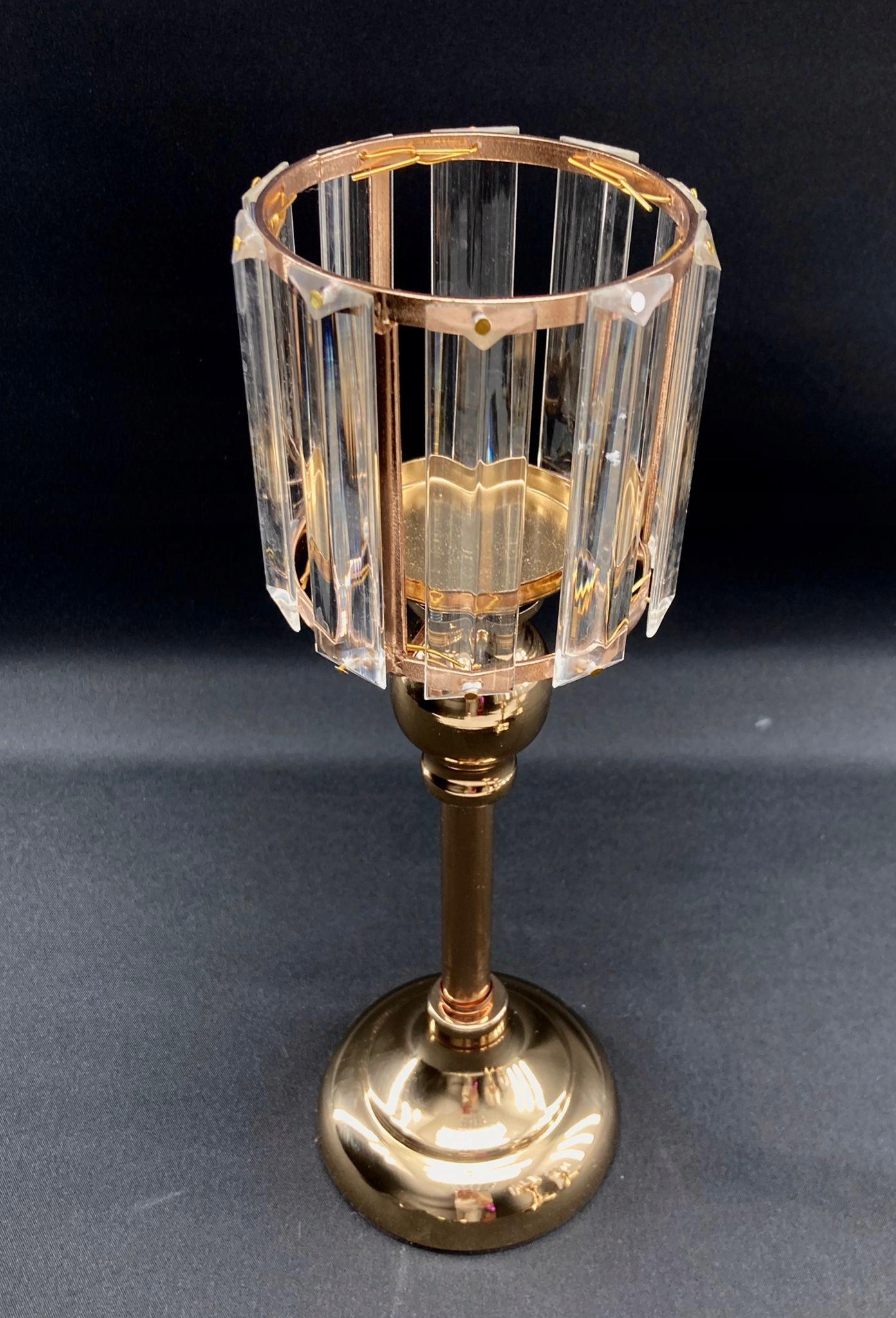 Металлический подсвечник MODERN DESIGN LAMPION 27,5см