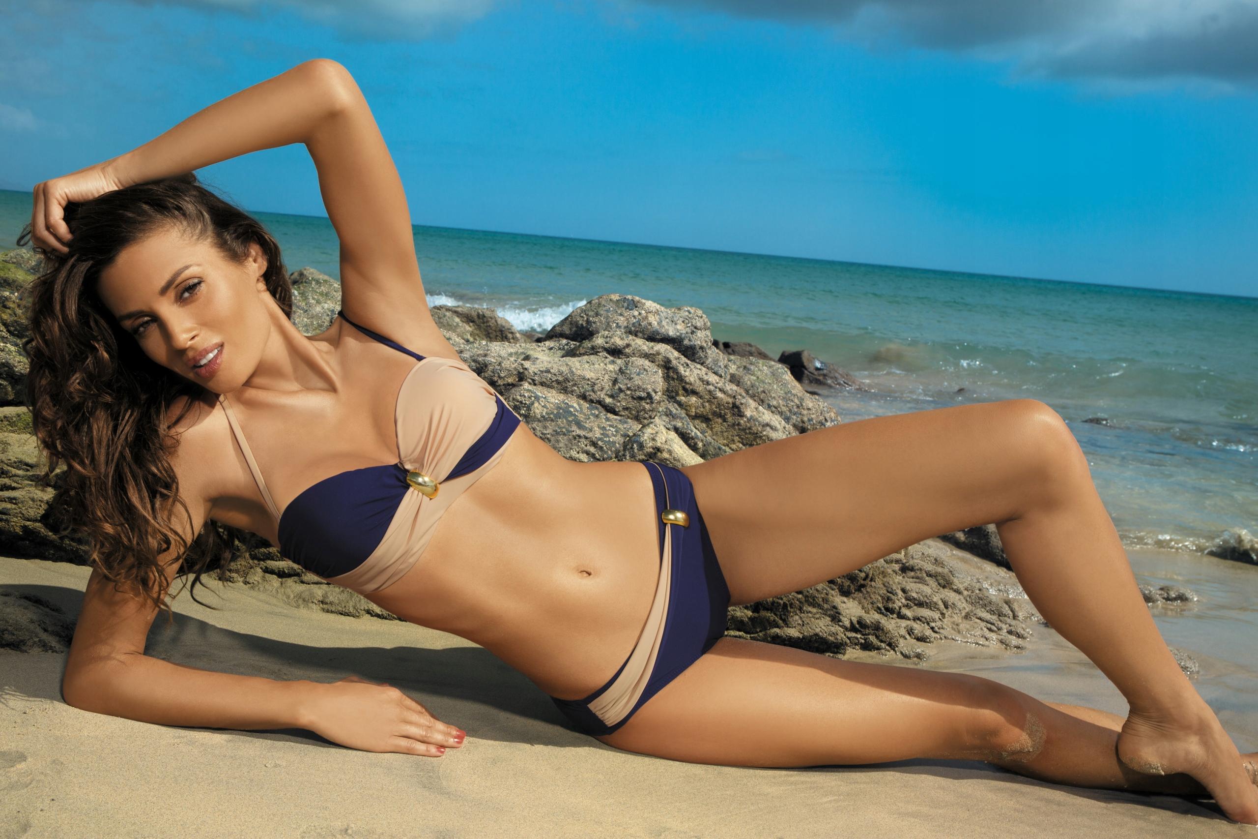 Kostium kąpielowy Liliana Uniform-Light Skin M-259