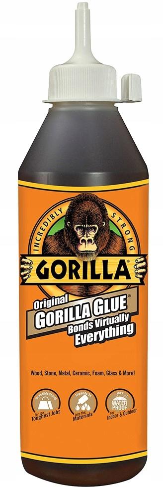 Универсальный клей Gorilla STRONG WOOD METAL GLASS