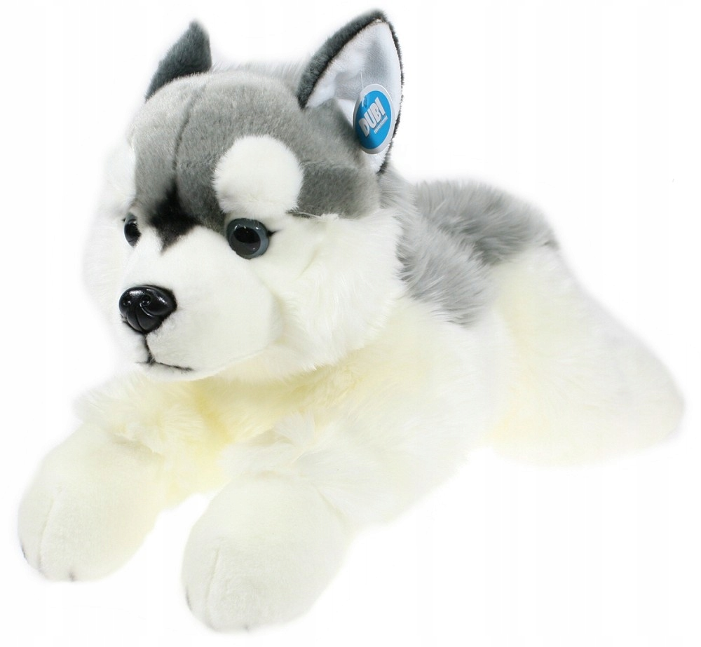 DUBI maskot huského psa - 61 cm