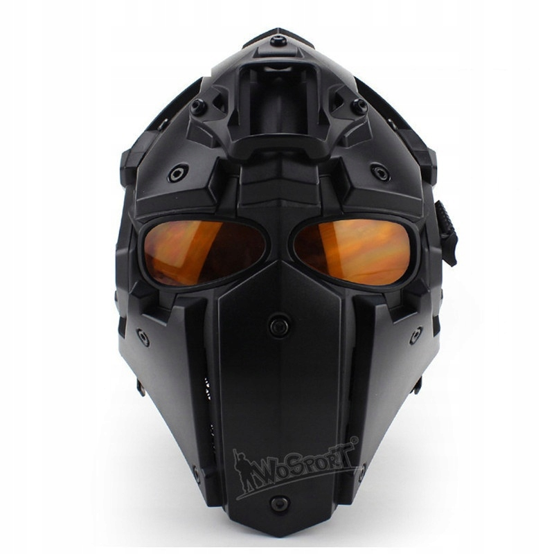 Мотоциклетный шлем + защитный шлем для косплея