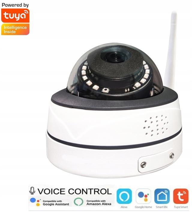 MONITORING KAMERA ZEWNĘTRZNA IP WiFi 5Mpx HD TUYA Kod produktu ZC-X2
