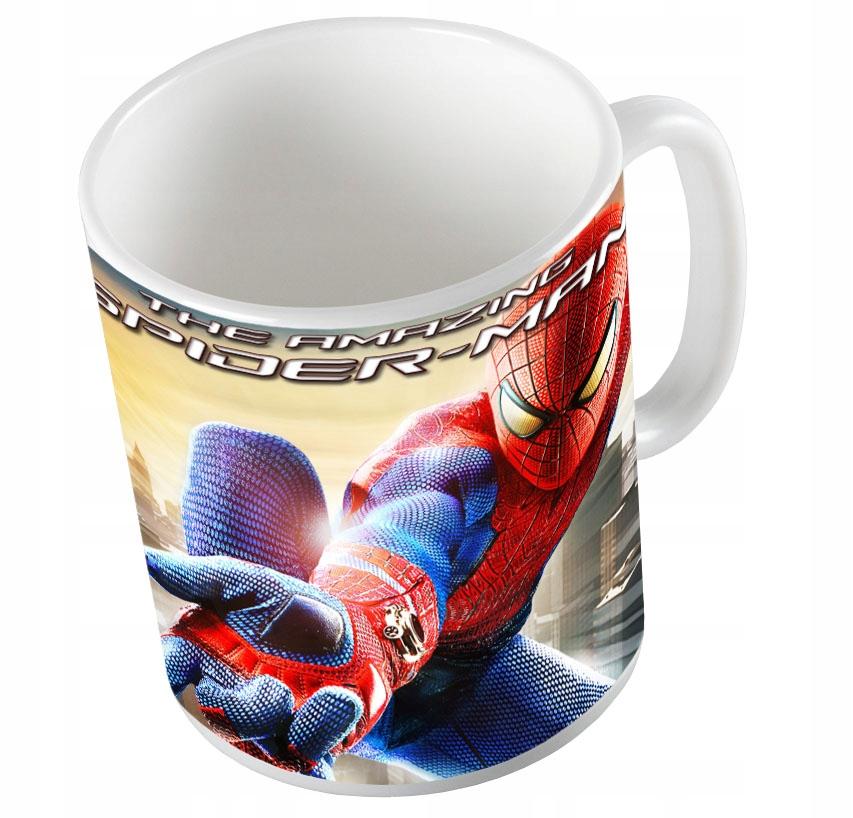 Hrnček úžasný Spider-Man Spiderman + Názov 24h