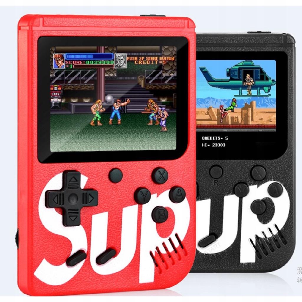 Prenosná konzola Gamebox 400in1 Mario Contra TV