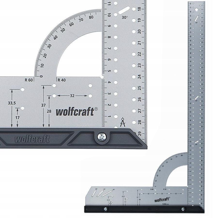 Wolfcraft Carpenter Angle 280 x 500mm Požiadavka