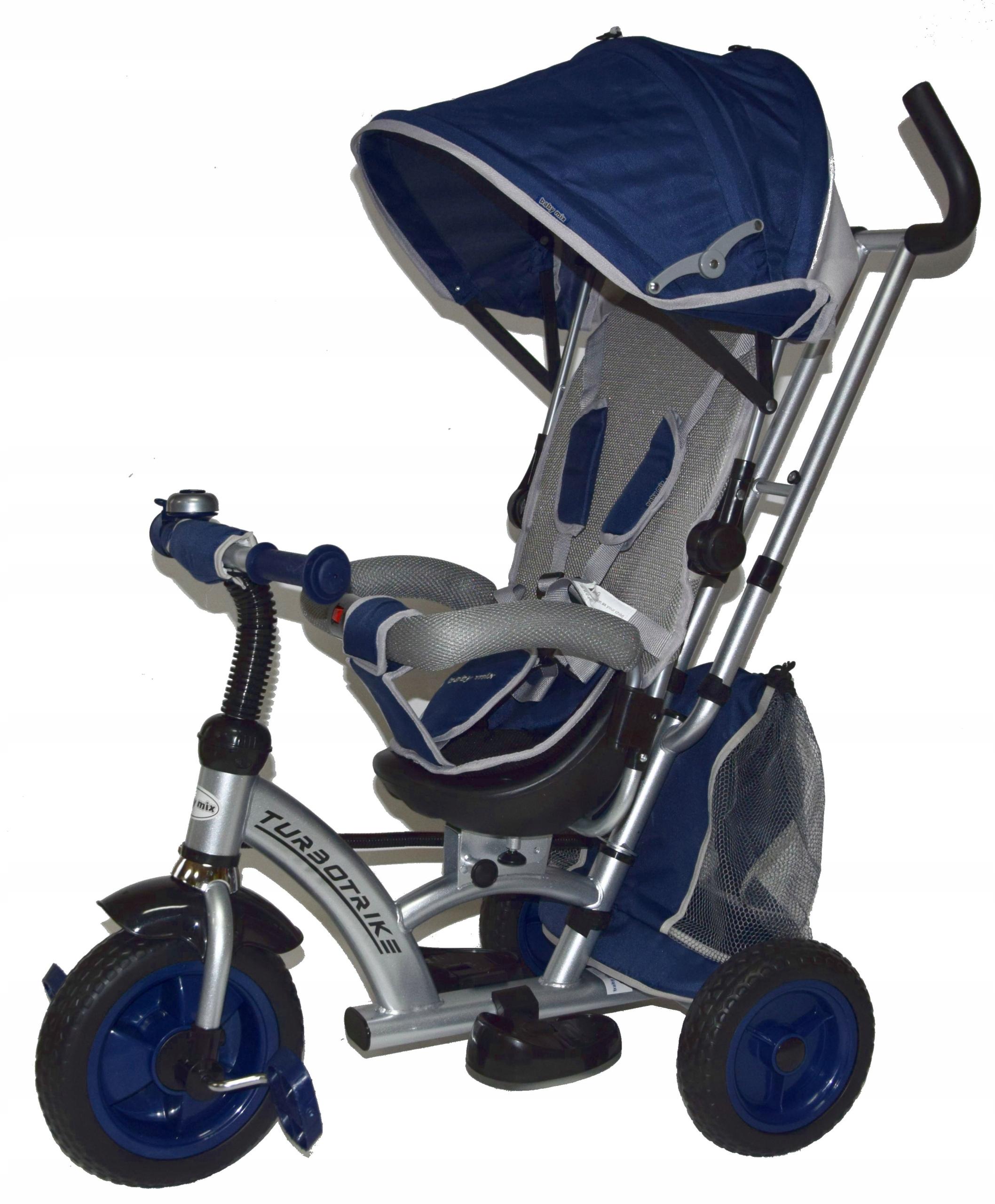 Baby Baby Mix Turbo Trike 360 VIP