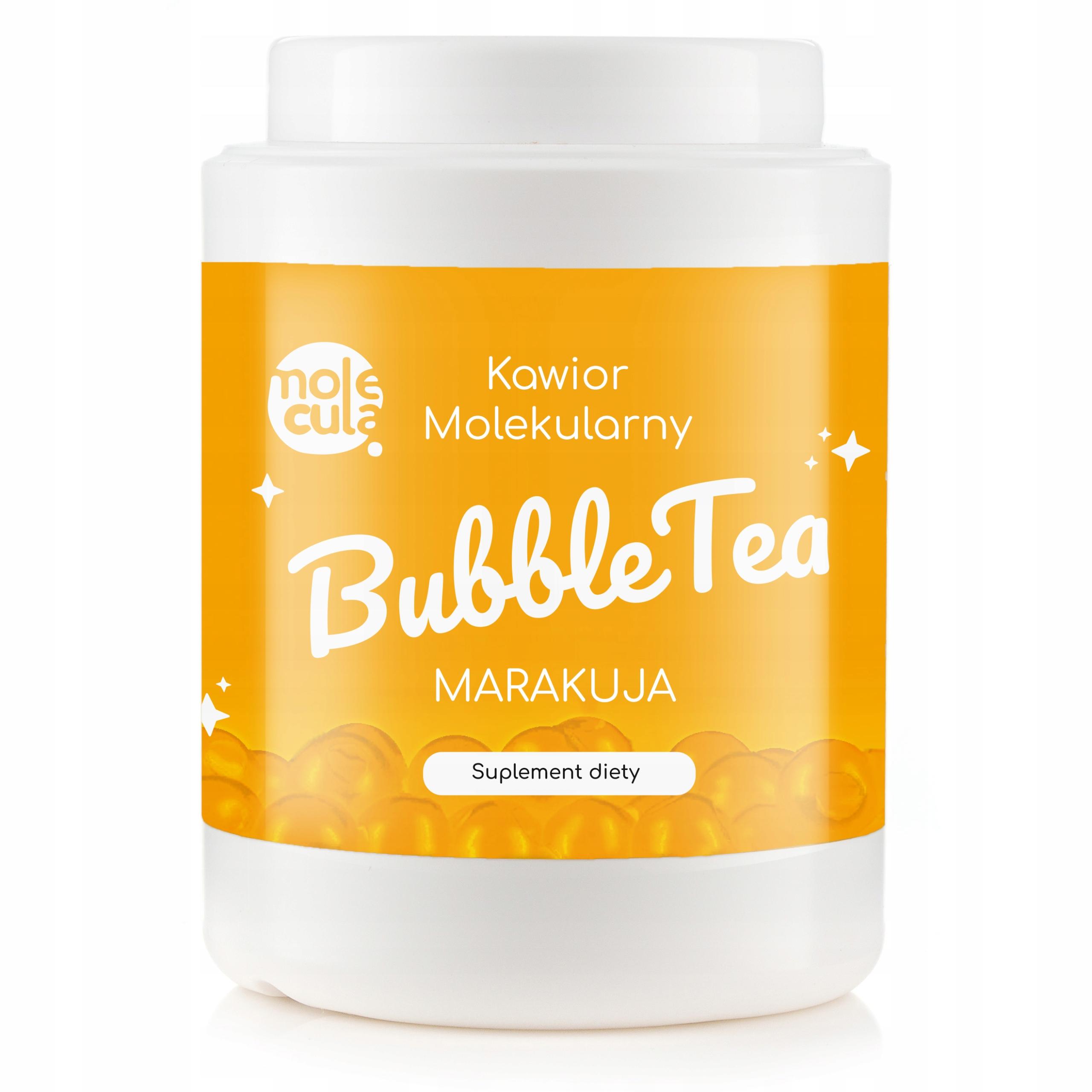 Чайные шарики Bubble Tea Balls Molecular Caviar 2 кг MARACUA