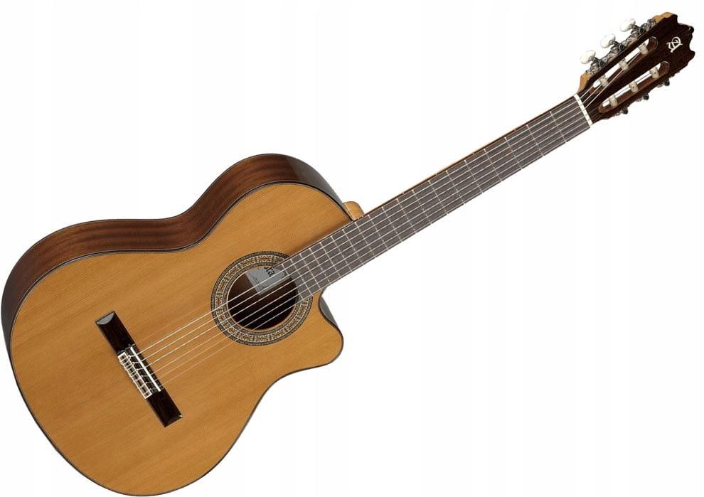Купить ALHAMBRA 3C-CW-E1 Испания электро-классическая гитара на Otpravka - цены и фото - доставка из Польши и стран Европы в Украину.