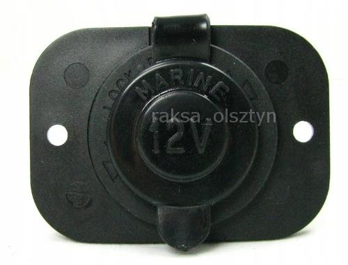 Picture of CAR LIGHTER SOCKET LUX 61830