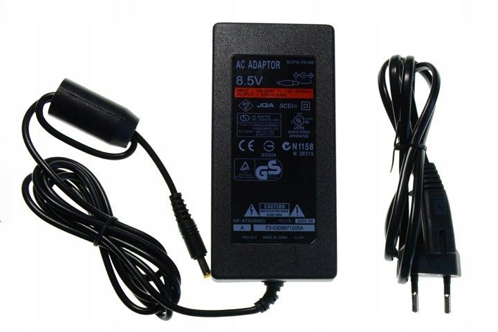 Item POWER SUPPLY FOR PS2 SLIM-ONLINE SHOP IT7 CHOJNICE
