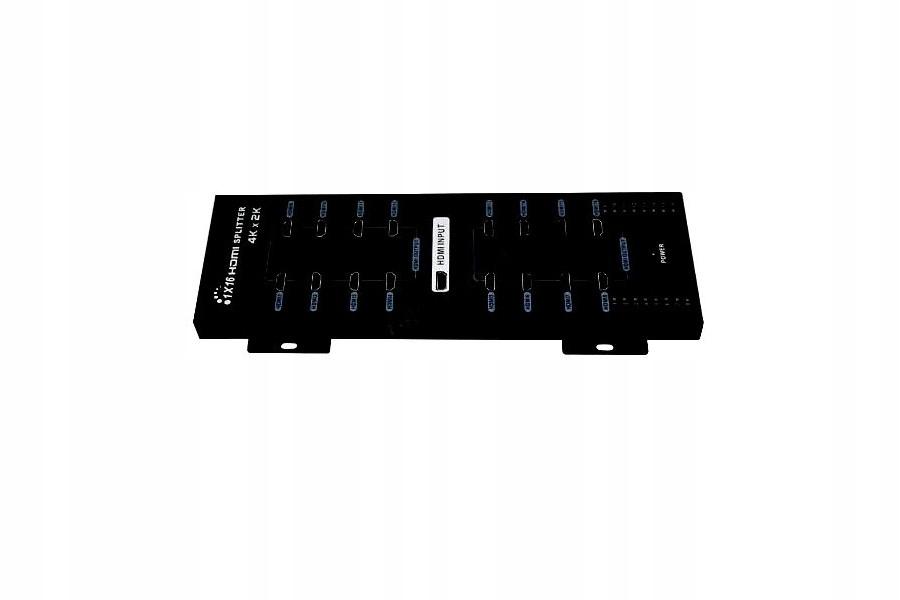HDMI SPLITER 1X16 НАСТЕННЫЙ LKV316A 4KX2K TALVICO