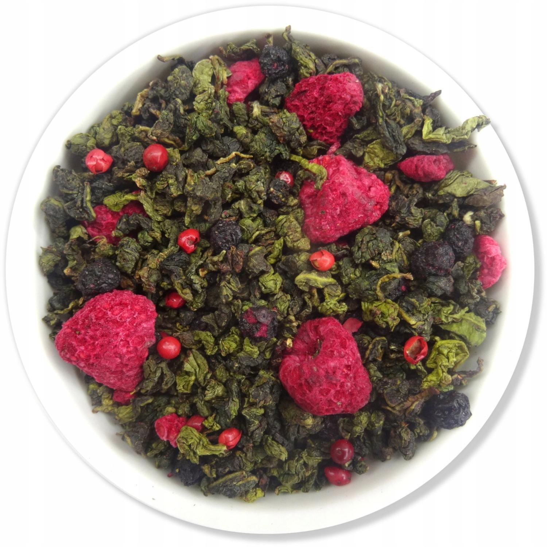 LŚNIĄCA ROSA herbata 50g