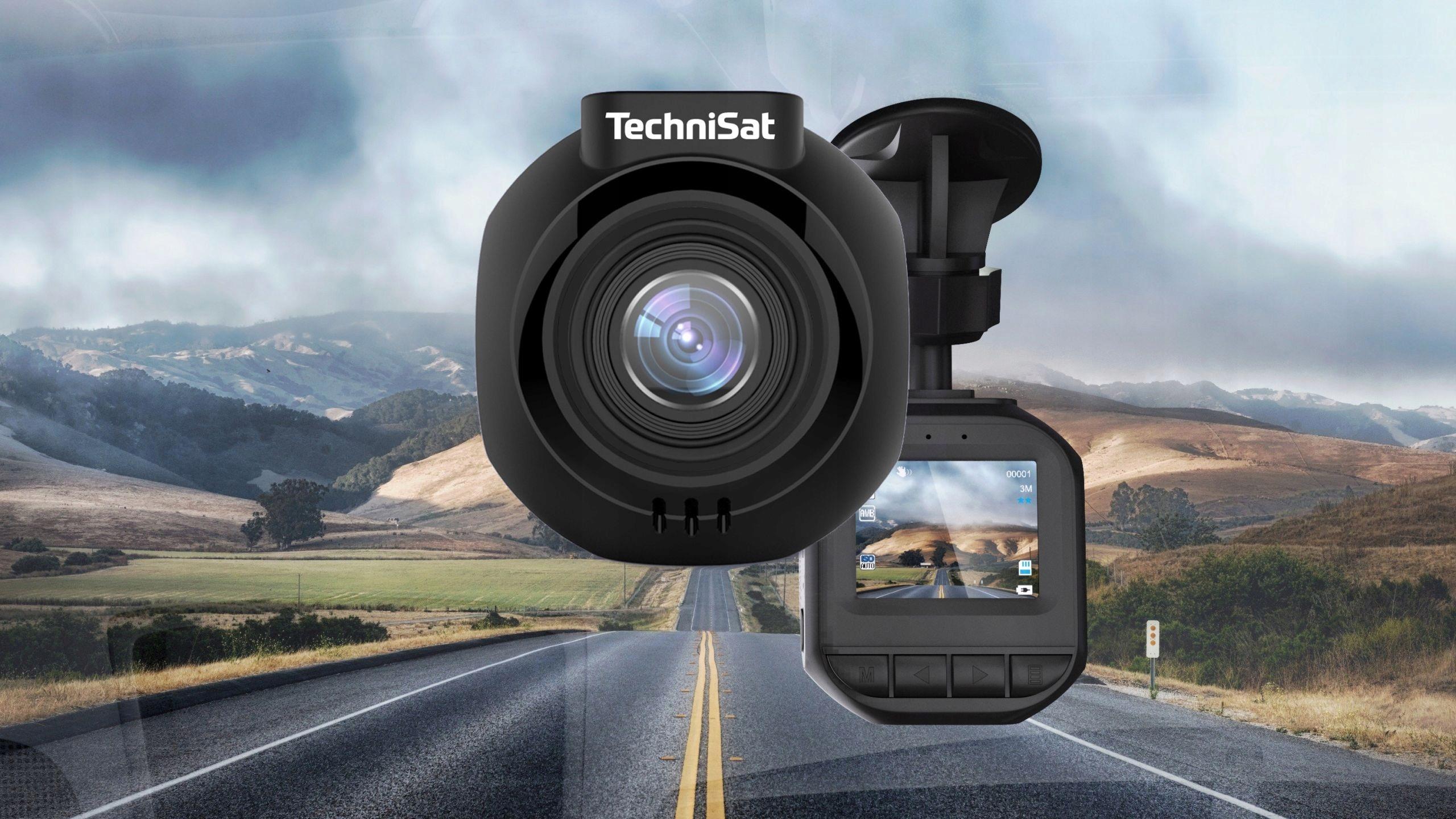 Kamera Samochodowa HD Wideo-Rejestrator Kamerka PL Jakość zapisu Full HD (1920 x 1080)