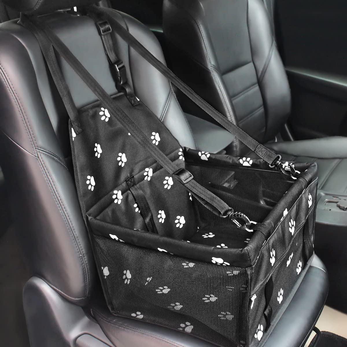 MATA do samochodu dla psa na siedzenie TRANSPORTER Model TROX600