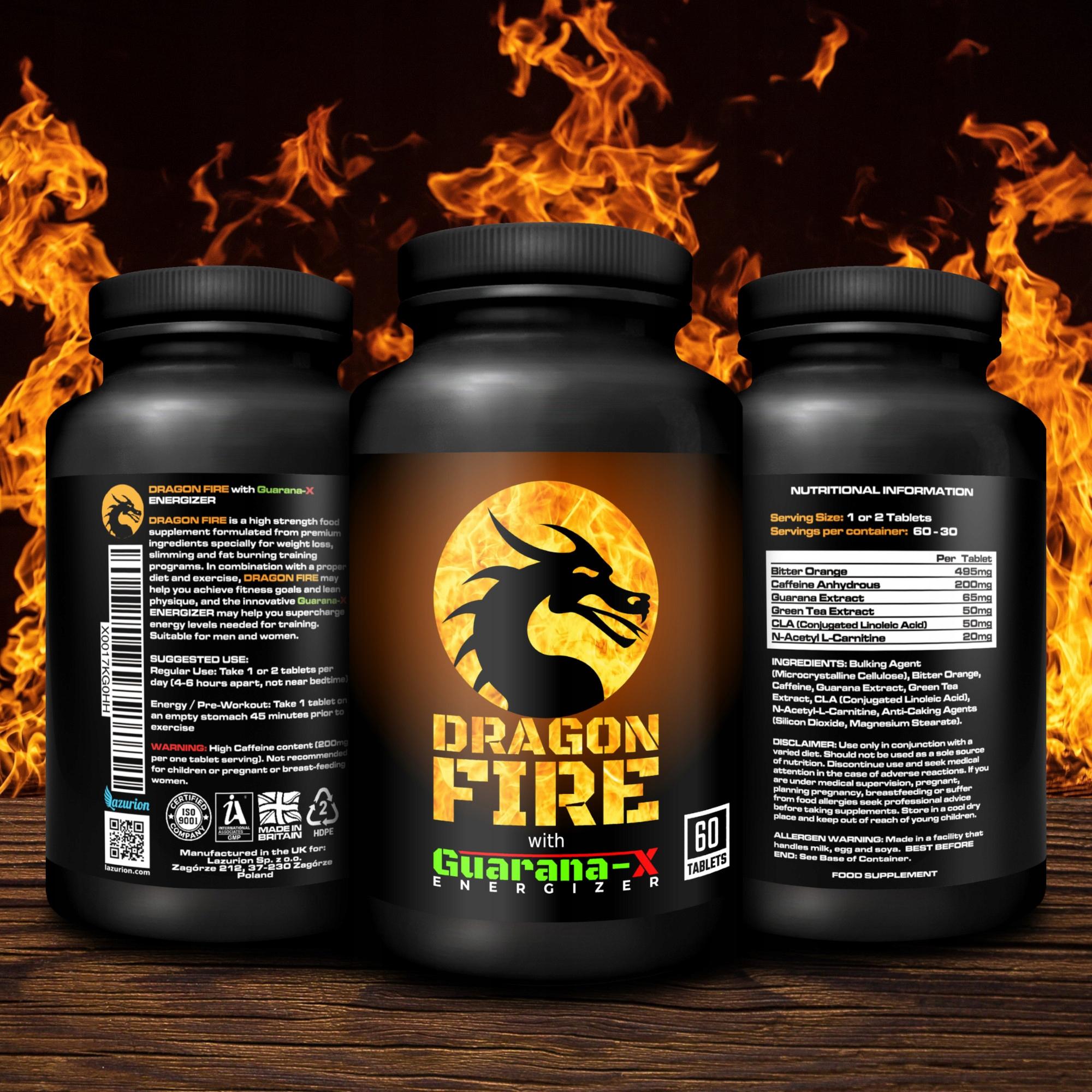dragon fat burner
