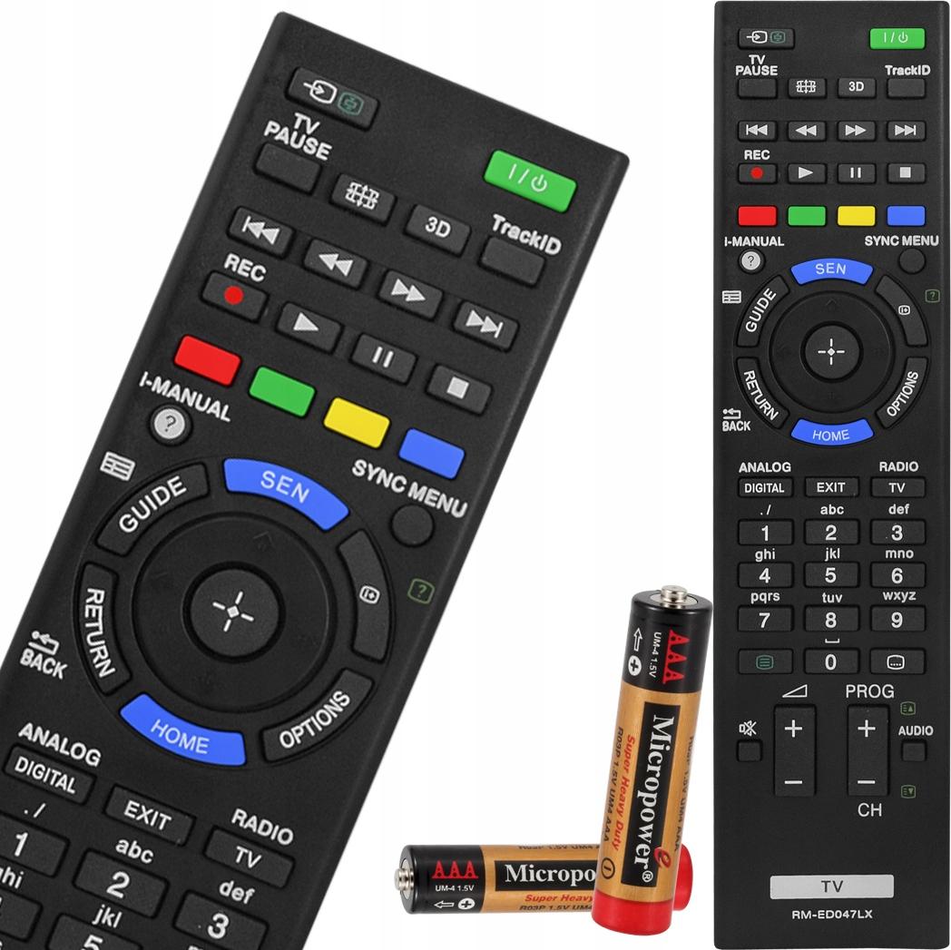 SONY TV REMOTE UNIVERSAL HD UHD 4K BRAVIA ДРУГОЕ