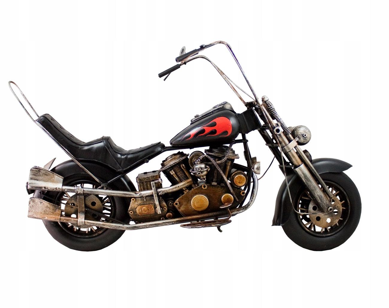 Retro model motocykla replika motora MRzhh41