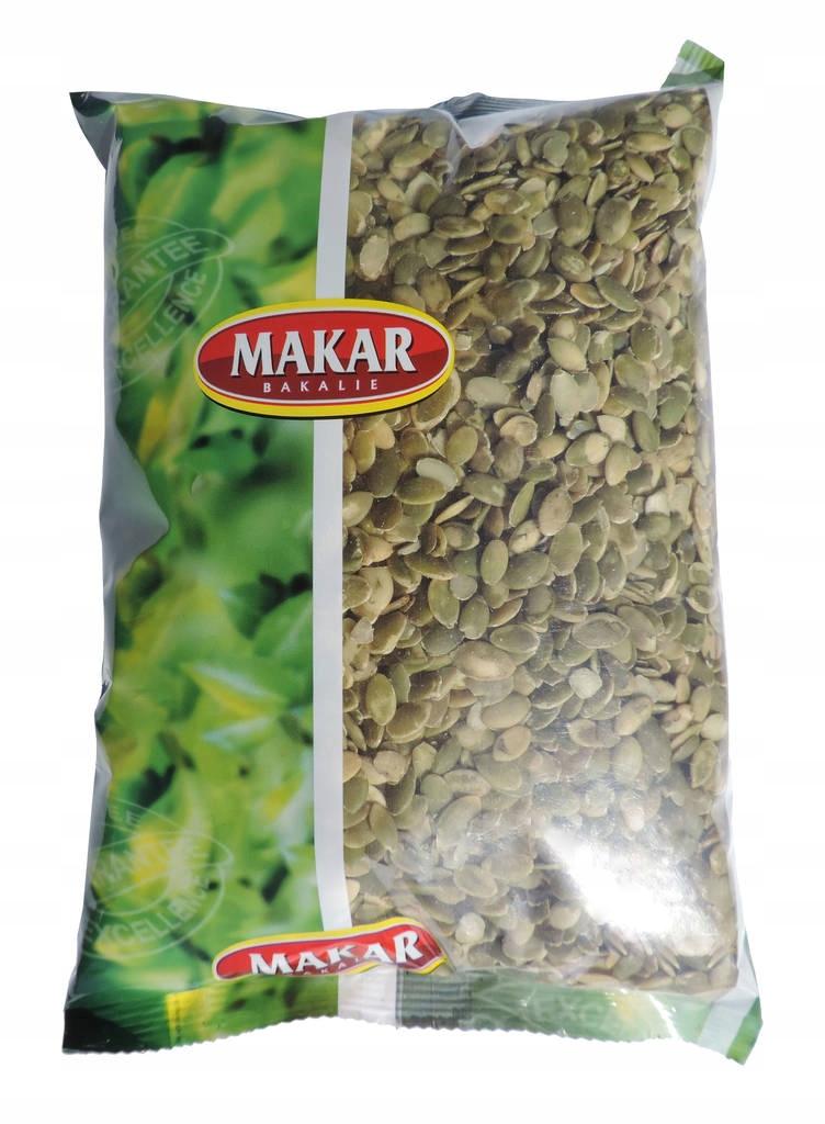 Очищенные тыквенные семечки 1 кг Макар