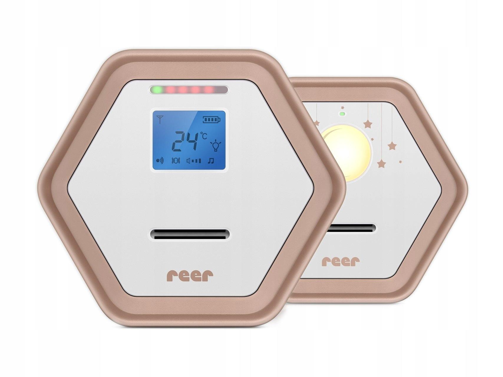 Niania elektroniczna Cyfrowa BeeConnect Plus, Reer