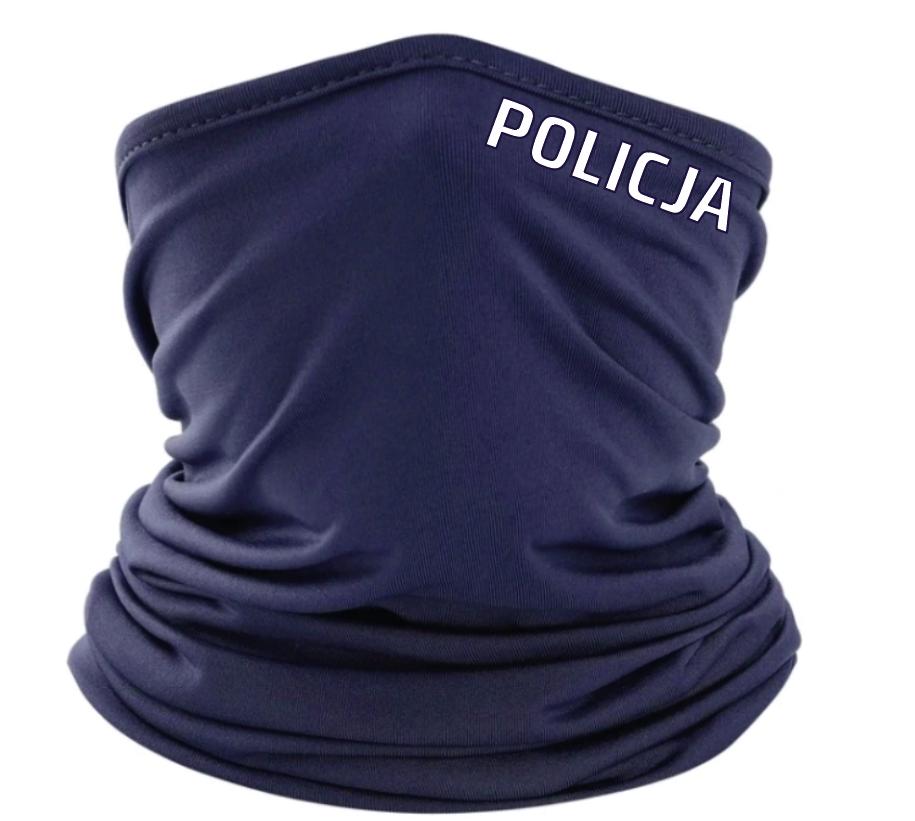 МАСКА Дымоходного Бандан POLICE MUNDUR
